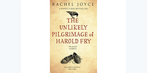 Book review: 'The Unlikely Pilgrimage of Harold Fry' by Rachel Joyce