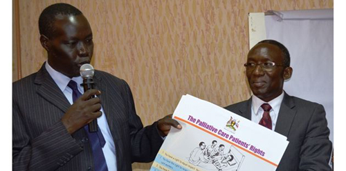 Legal and human rights guidelines for palliative care in Uganda