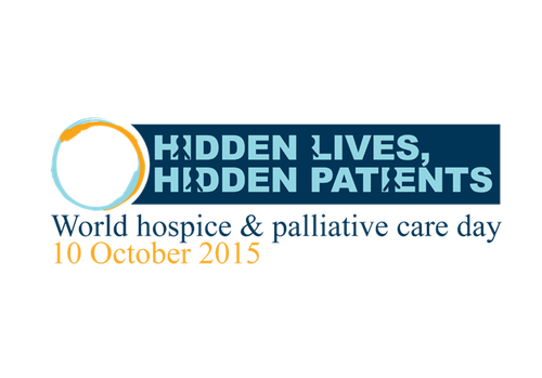"World Hospice and Palliative Care Day spotlights ""Hidden Patients"""